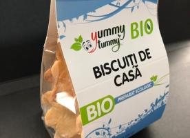 Biscuiti de casa eco, yummy tummy