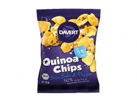 Chips de quinoa cu sare de mare si piper bio n_i