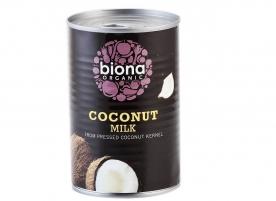 Lapte de cocos bio, 400ml