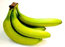 Banane bio, gi