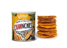 Chips cu dovleac si turmeric raw bio, b_h