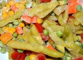 Mix delicios din legume bio, 500g