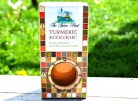 Turmeric ecologic