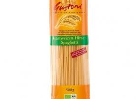 Spaghetti bio din grau dur si mei, n_i