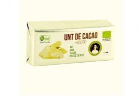 Unt de cacao raw eco, b_h